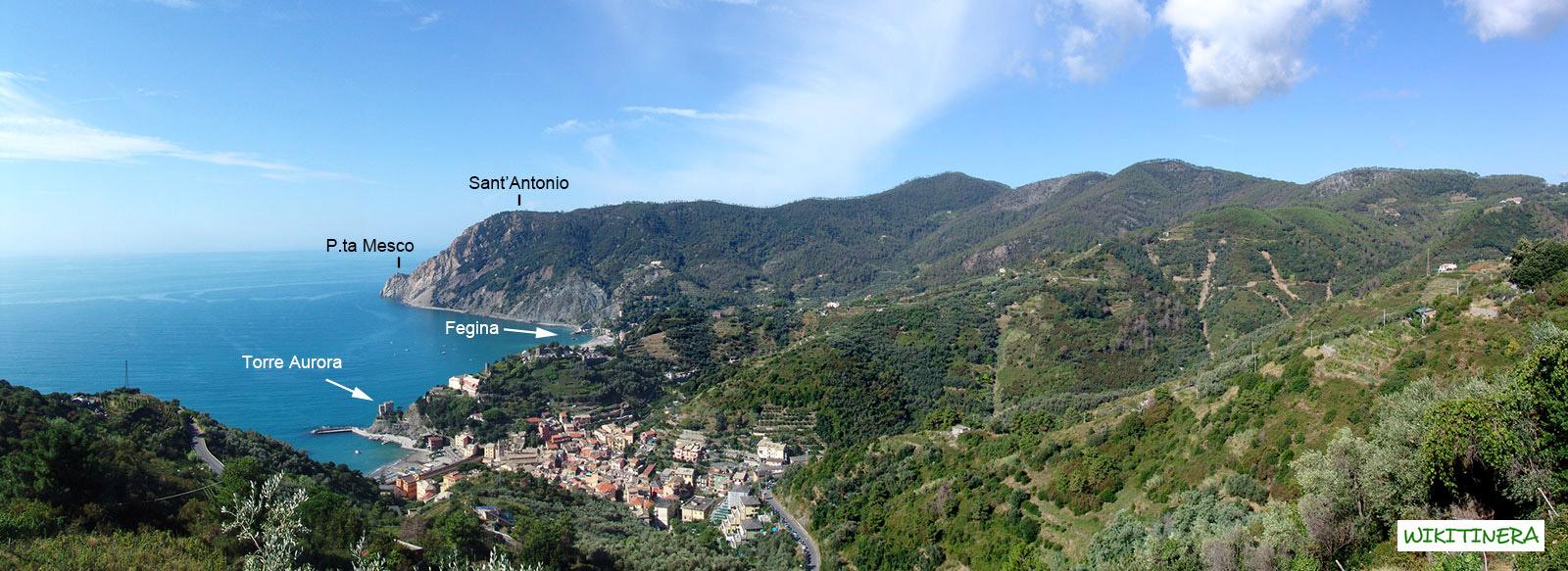 Paesaggio di Monterosso
