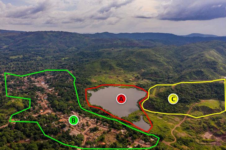 Elementi più significativi del paesaggio per capire il territorio