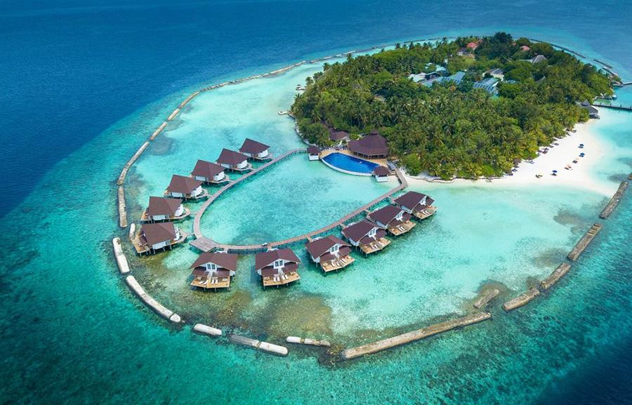 Atollo di Ellaidhoo, Maldive (EX) Estera
