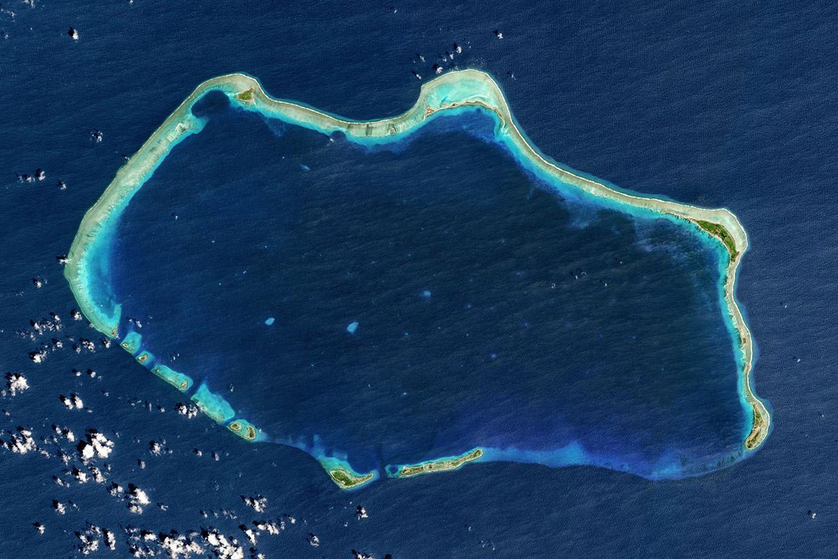 Atollo di Bikini, Isole Marshall (EX) Estera