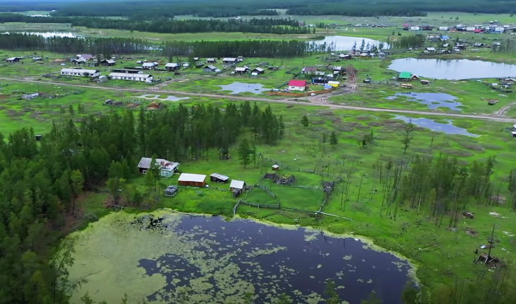 Churapcha, Yakuzia (Siberia), Russia (EX) Estera