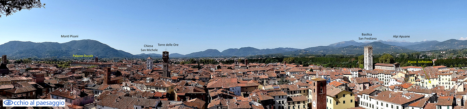Lucca, Lucchesia (LU) Toscana