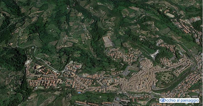 Volterra, Val d'Era (PI) Toscana