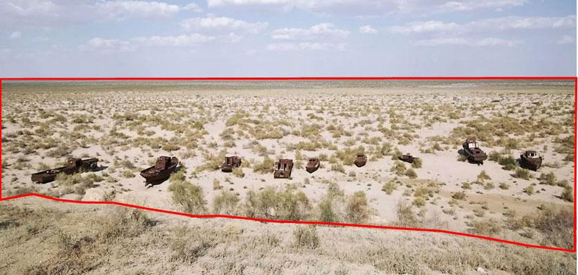 Deserto di Aralkhum