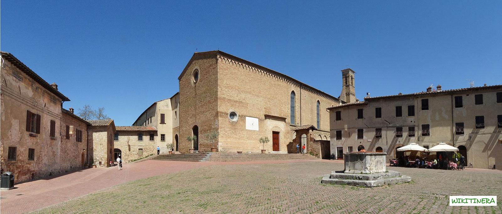 Piazza Sant Agostino